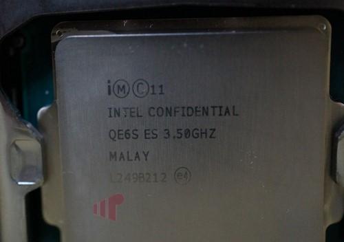 Intel Core i7-4770K (Haswell) / Intel DZ87KLT-75K and Intel