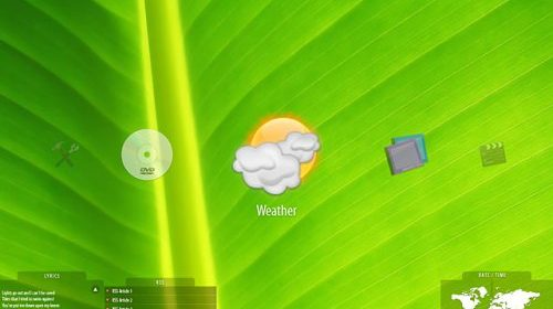 itheater_menu_concept_screenshot