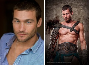 Andy Whitfield/Spartacus