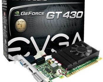 Evga Geforce GT 430 Graphics Card