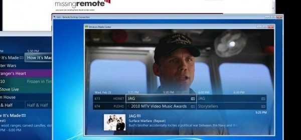 LiveTV in Media Center over Remote Desktop via RemoteFX