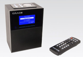 Grace Digital Audio GDI-IRD4000 Allegro Portable Wi-Fi Internet Radio