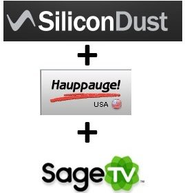 SageDCT Updated For SiliconDust & Hauppauge DCT