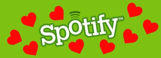 Spotify Love