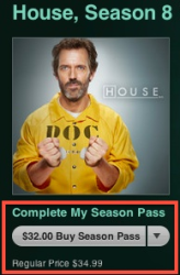 Complete my Season Pass