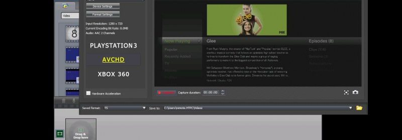 Recording Hulu, Netflix or Anything via the Hauppauge Colossus