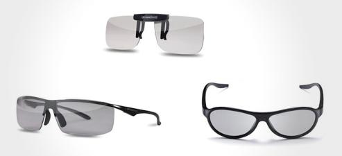 LG F Glasses