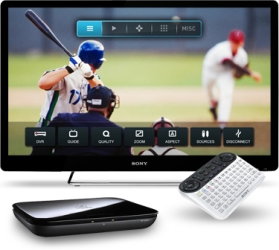 SlingPlayer for Google TV