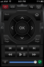 WD TV Remote for ANdroid