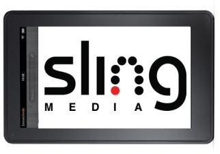 Sling Media Kindle Fire