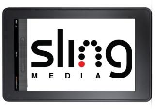 Sling Media Kindle Fire