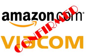 Amazon and Viacom Confirmed