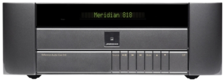 Meridian Reference 818 Audio Core