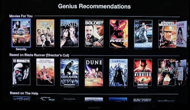 Apple TV Movie Genius