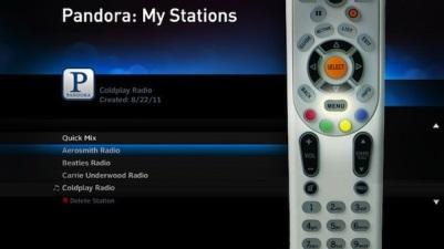 DirecTV Pandora