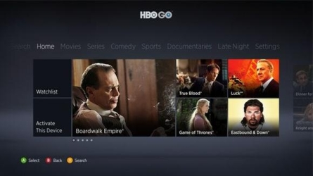 HBO Go for Xbox