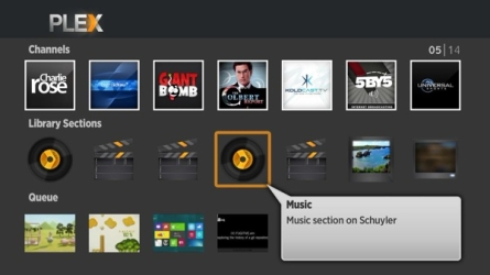 Plex Roku Channel Available Officially - Missing Remote