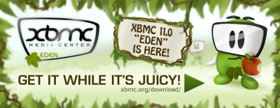 XBMC 11.0 Eden