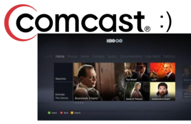 Comcast Likes HBO Go