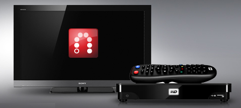 WD TV SlingPlayer
