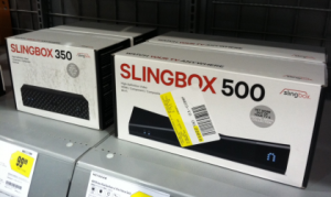 Unannounced Slingbox 350 and Slingbox 500 Pop Up at Best Buy