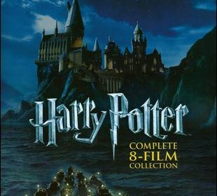 Harry Potter Complete 8 Movie Collection