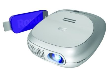 3M Streaming Projector Powered by Roku - SPR1000