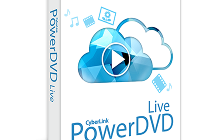 CyberLink PowerDVD Live