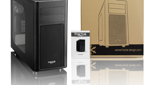 Fractal Design ARC MINI R2 Micro-ATX Mid Tower Chassis