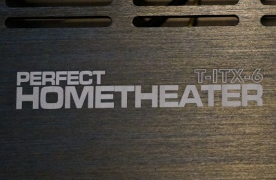 Perfect Home Theater (PHT) T-ITX-6: Thin-ITX HTPC Chassis