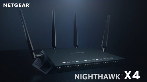 NETGEAR R7500 Nighthawk X4 Smart WiFi AC2350 Router