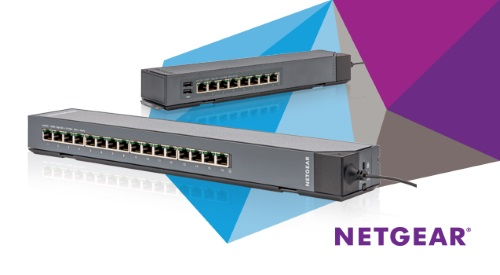 NETGEAR ProSAFE 8-Port Gigabit Click Switch GSS108E