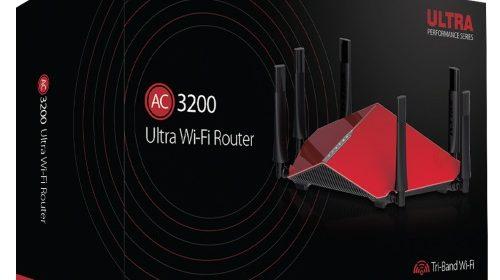 D-Link AC3200 Ultra Tri-Band Wi-Fi Router - DIR-890L