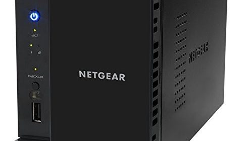 NETGEAR ReadyNAS 212 Quad-core 2-bay Network Attached Storage (NAS)