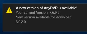 Will you buy another AnyDVD HD license?