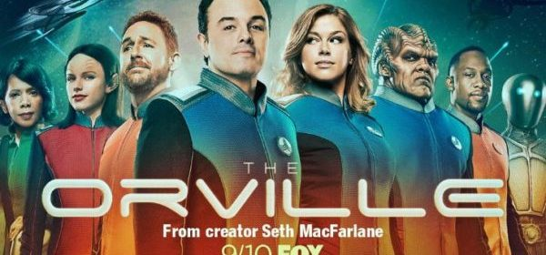 The Orville TV Show Banner Ad