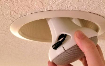 Dock Socket Install A Google Home Mini Or Amazon Echo Dot