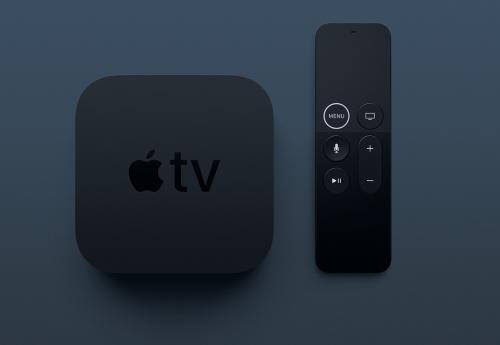 4K Apple TV reviewed @ htr - Missing Remote