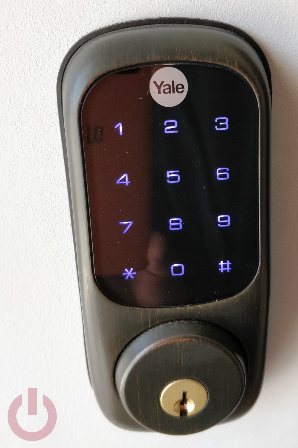 Yale Assure Lock Sl Keyless Home Automation Deadbolt