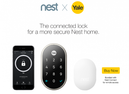 Nest x Yale Lock Deadbolt - Missing Remote