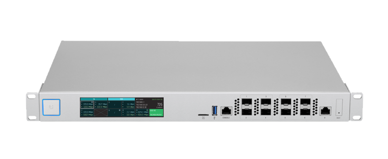 Ubiquiti USG-XG-8 now available for $2,499 - Missing Remote