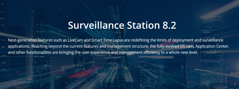 Synology unveils Surveillance Station 8 2 - enables mobiles