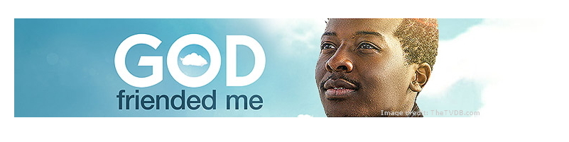 God Friended Me banner artwork